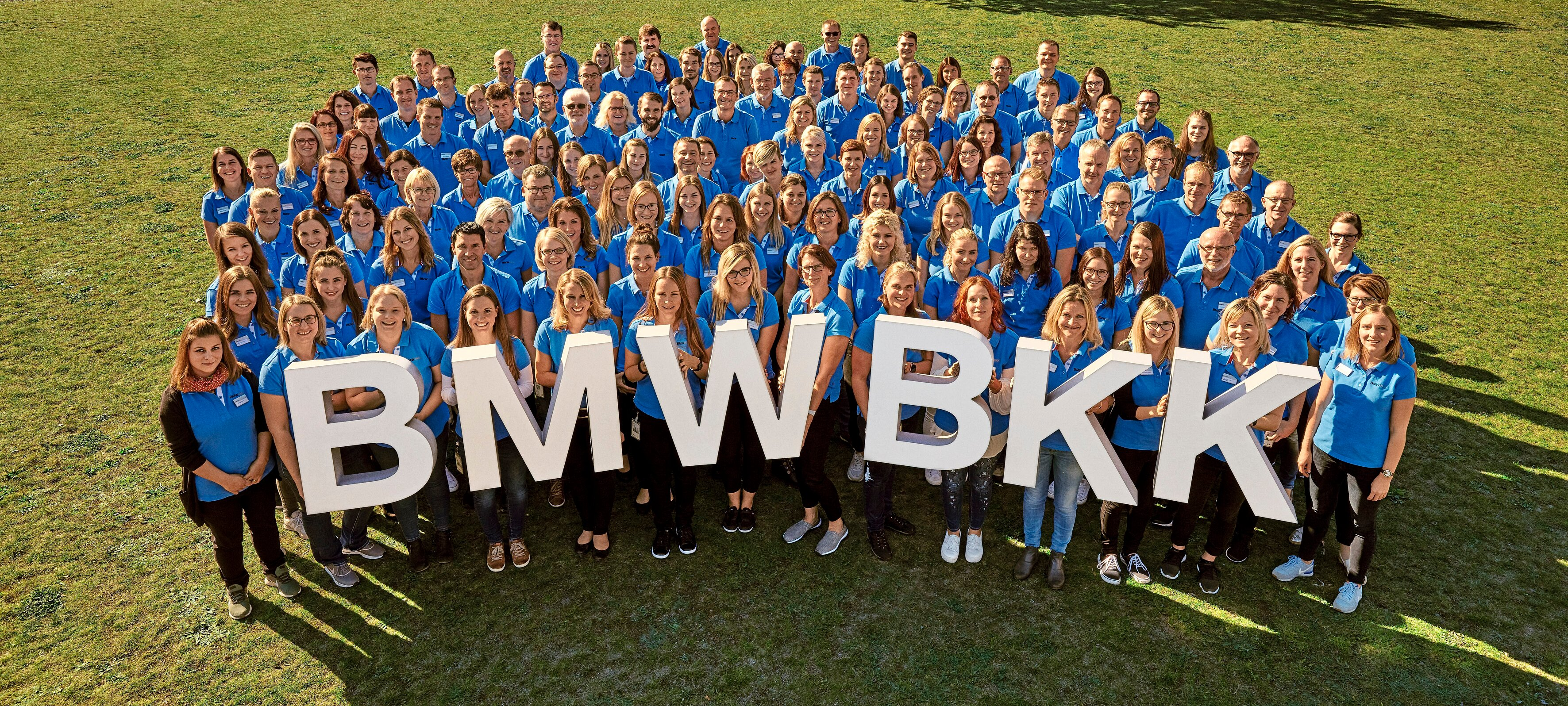 Teamfoto BMW BKK